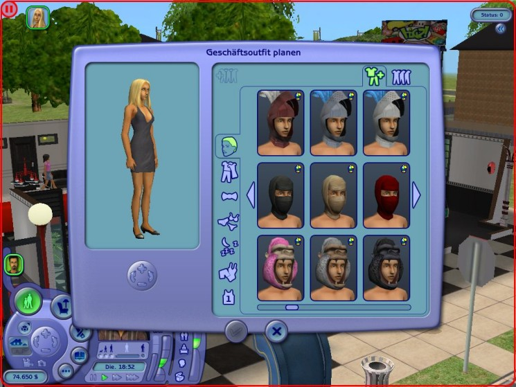 how to get view in sims 4 gallery