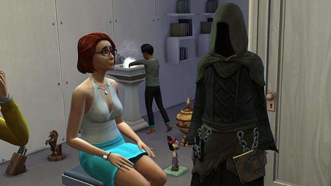 Die Sims 4: Sensenmann ©http://forums.thesims.com/