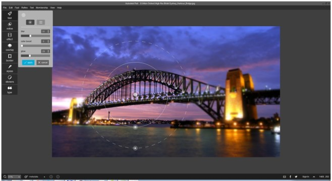 Autodesk Pixlr ©COMPUTER BILD