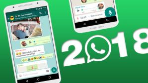 WhatsApp: Neue Funktionen und Ausblick auf 2018 ©WhatsApp