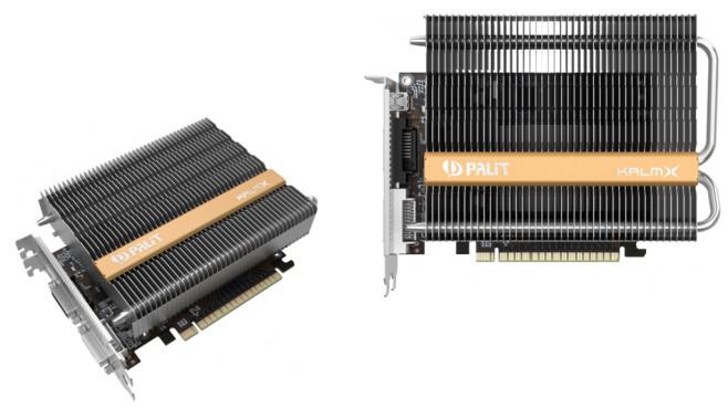 Palit XpertVision Geforce GTX 750 Ti KalmX 2048MB GDDR5 ©Palit/XpertVision