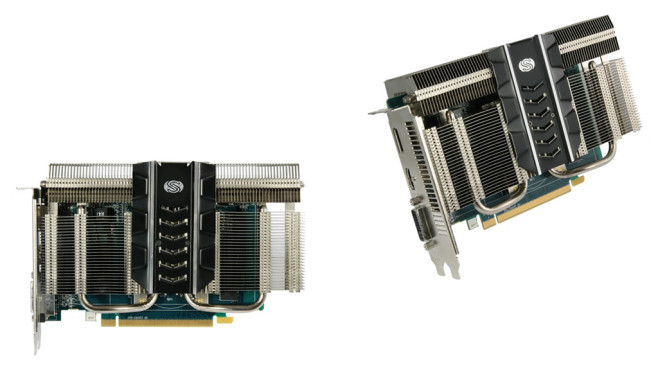 Sapphire Radeon R7 250 Ultimate 1024MB GDDR5 ©Sapphire