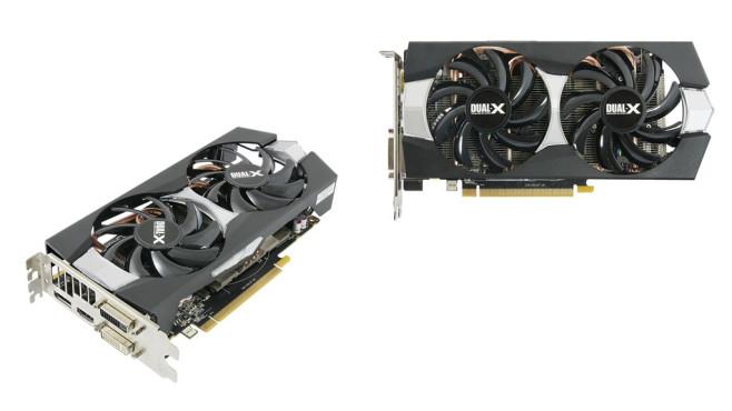 Sapphire Radeon R9 270X DUAL-X OC WITH BOOST 2048MB GDDR5 ©Sapphire