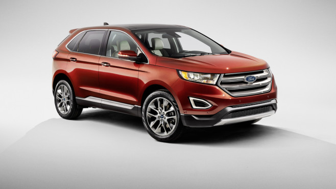 Ford Edge © Ford