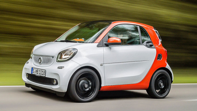 Smart Fortwo © Smart