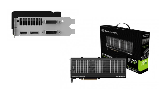 Gainward GeForce GTX 780 Phantom 3072MB GDDR5 (426018336-2982) © Gainward