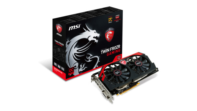 MSI R9 280X GAMING 3G (3072MB) © MSI