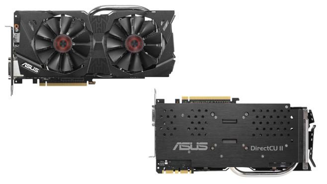 Asus STRIX-GTX970-DC2OC-4GD5 (4096MB) ©Asus