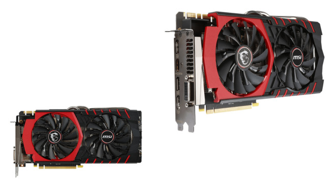 MSI GTX 980 GAMING 4G (4096MB) © MSI