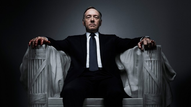 House of Cards mit Kevin Spacey ©Netflix