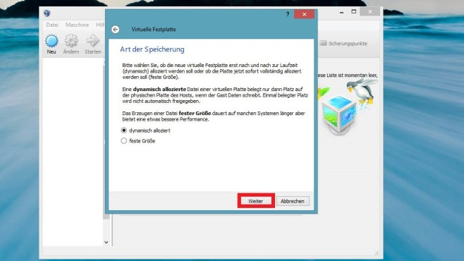 Windows 10 in VirtualBox einrichten © COMPUTER BILD