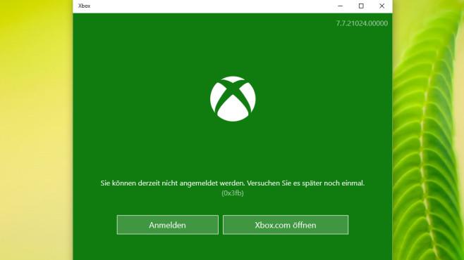 Xbox-App für Spieler ©COMPUTER BILD