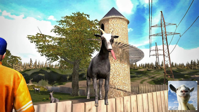 Goat Simulator ©Coffee Stain Studios