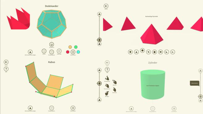 Shapes 3D – Geometrie lernen ©Setapp Sp. z o. o.