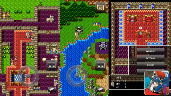 Dragon Quest 1 © Square Enix
