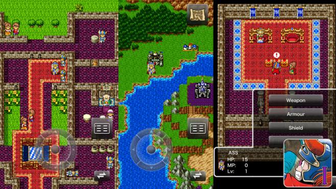 Dragon Quest 1 ©Square Enix