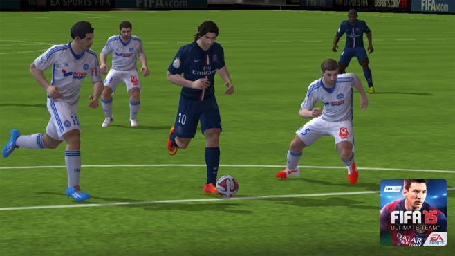 FIFA 15 Ultimate Team ©EA