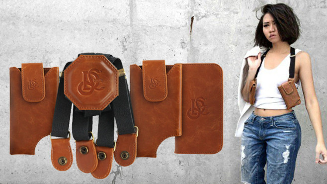 LD West Holster © LD West