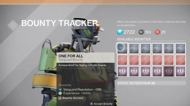 Destiny: Exotische Items © Activision, YouTube-User RifleGaming