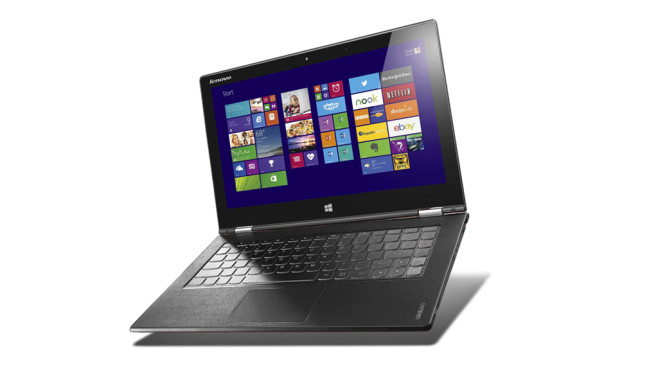 Lenovo Ideapad Yoga 2 Pro © Lenovo, Amazon