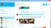 Skype 7.0 ©Skype, Microsoft