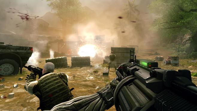 Crysis Wreckage ©Wreckage Team