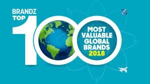 Brandz-Ranking: Logo ©Kantar Millward Brown
