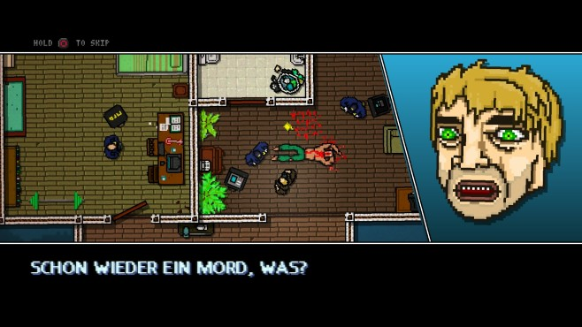 Hotline Miami 2 � Wrong Number © Dennaton Games
