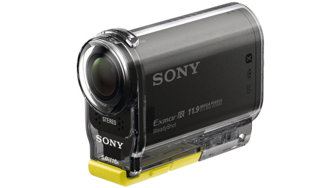 Sony HDR-AS20 ©Sony