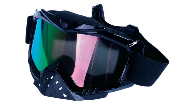 X4-Life Video Skibrille HD1 ©X4-Life