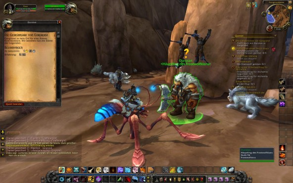 WoW – Warlords of Draenor: Diverses © Blizzard