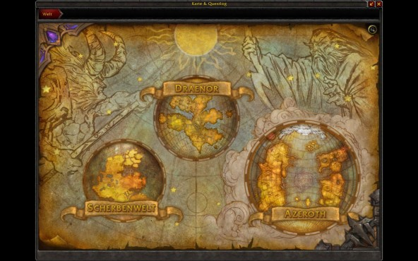 WoW – Warlords of Draenor: Neuer Kontinent © Blizzard