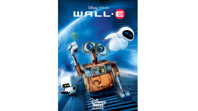 Wall-E © Watchever