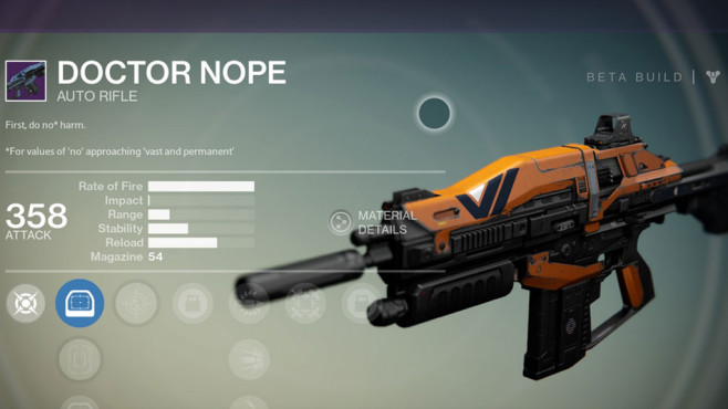 Destiny: Doctor Nope © Activision