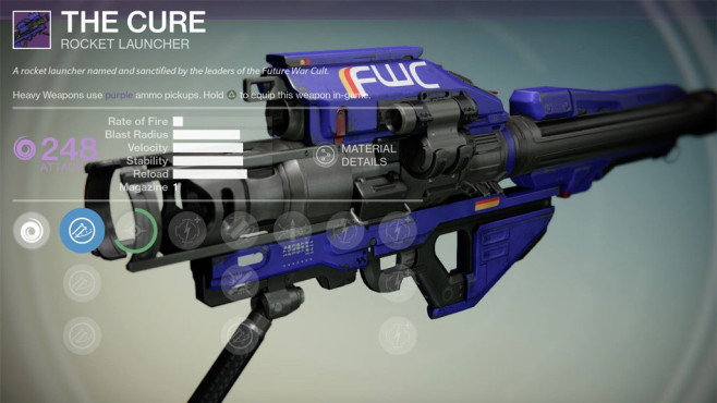 Destiny: The Cure © Activision
