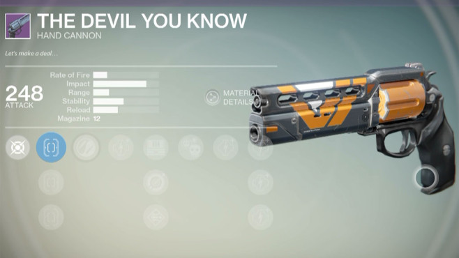 Destiny: The Devil You Know © Activision