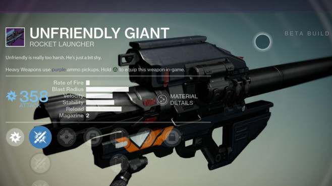 Destiny: Unfriendly Giant © Activision