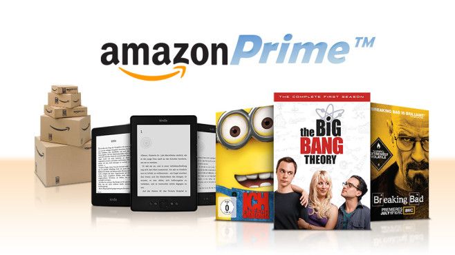 Amazon Prime mit Flatrate ©Amazon / COMPUTER BILD