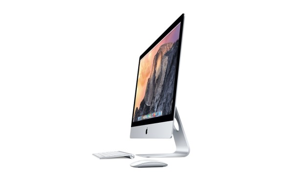 Apple iMac mit Retina-Display © Apple