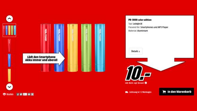 PB-3000 ©Media Markt