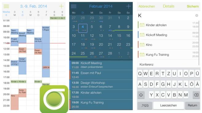 Appoint – der smarte Kalender ©Urs Gort