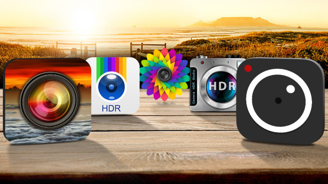 HDR-Kamera-Apps im Vergleichstest ©Camera HDR studio, FotorHDRi, HDR Camera-plus, Pro Cam2, Pro HDR, Warren Goldswain - Fotolia.com, magdal3na - Fotolia.com