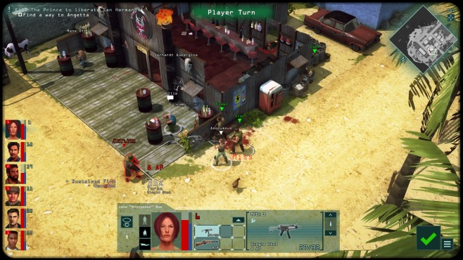 Jagged Alliance – Flashback © Full Control