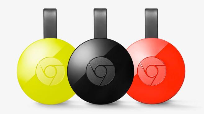 Google Chromecast 2 ©Google