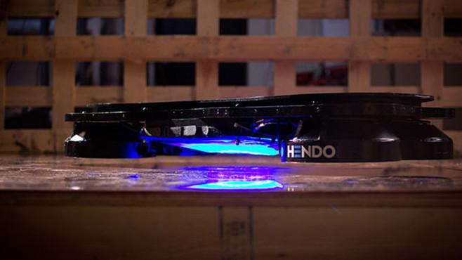 Hendo Hoverboard ©Hendo Hover