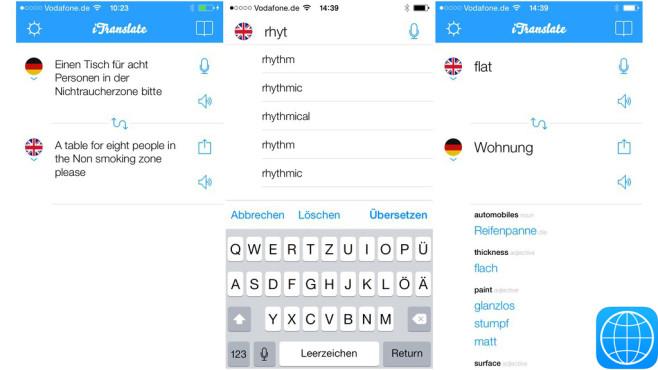 iTranslate ©Sonico GmbH