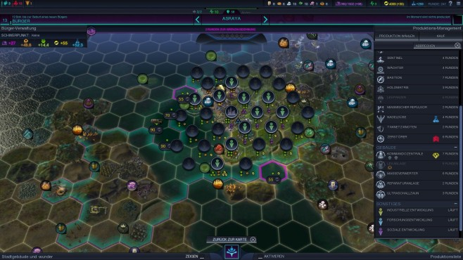 Civilization – Beyond Earth © 2K Games