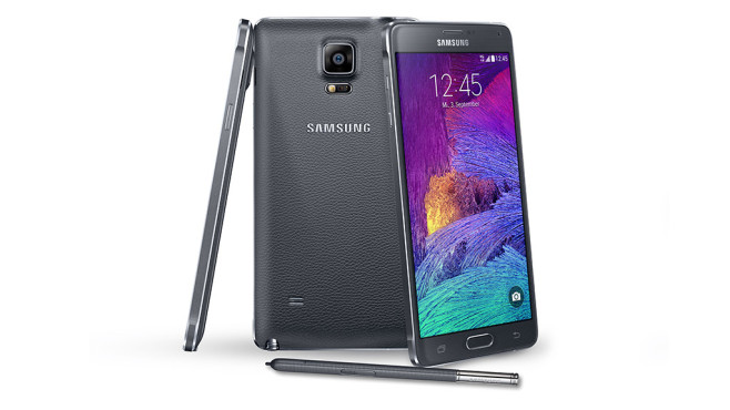 Samsung GALAXY Note 4 © Samsung GALAXY Note 4