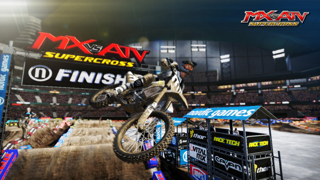 MX vs. ATV – Supercross © Nordic Games