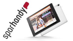Nexus 9 f�r 79 Euro bei Sparhandy ©Sparhandy, Google